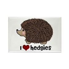 Hedgehog Rectangle Magnet