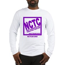 NCTC Logo Gifts Long Sleeve T-Shirt