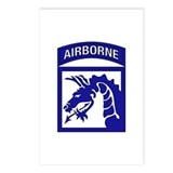 XVIII Airborne Corps Postcards (Package of 8)
