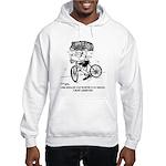 Excessive Bike Accessories Hooded Sweatshirt