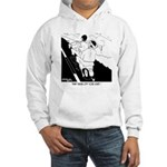 Mind Removing Your Scarf? Hooded Sweatshirt