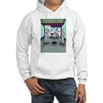 CLEAR! Hooded Sweatshirt