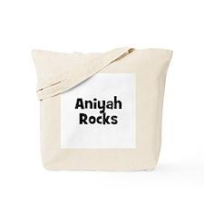 Aniyah Rocks Tote Bag