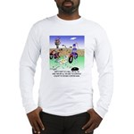 All The King's Motorcycles Long Sleeve T-Shirt