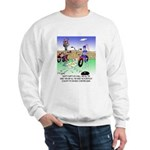 All The King's Motorcycles Sweatshirt