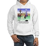 All The King's Motorcycles Hooded Sweatshirt