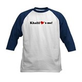 Khalil loves me Tee