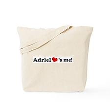 Adriel loves me Tote Bag