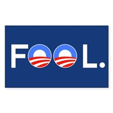 FOOL Decal