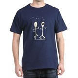 Dancing Aliens T-Shirt