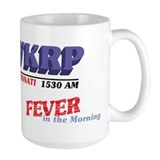 WKRP Fever in the Morning Ceramic Mugs