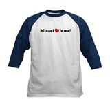 Misael loves me Tee