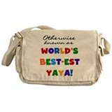 Otherwise Known Best Yaya Messenger Bag