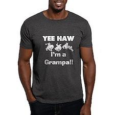 Yeehaw I'm a Grampa T-Shirt