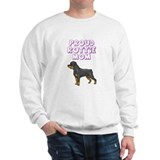 Proud Rottie Mom Sweatshirt