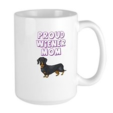 Proud Wiener Mom Mug