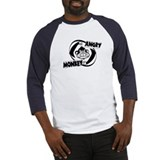 Team Angry Monkey Baseball Jersey
