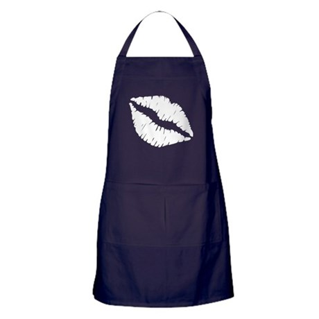 Kiss Apron (dark)