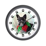 Personalizable Full Circle Pet Wall Clock