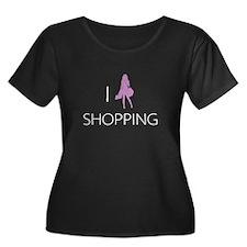 I Love Shopping T
