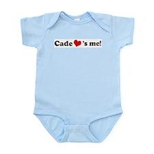 Cade loves me Infant Creeper