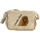 Cavalier Mom-Ruby Messenger Bag