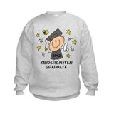 Cute Boy Kindergarten Grad 2012 Sweatshirt