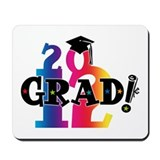 Star Grad 2012 Mousepad