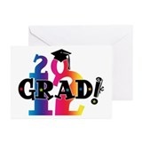 Star Grad 2012 Greeting Cards (Pk of 10)