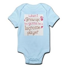 Kids Future Lacrosse Player Infant Bodysuit