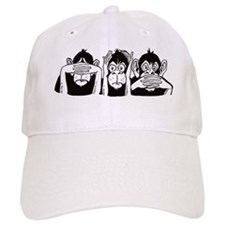 Monkeys Baseball Cap