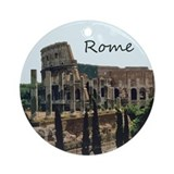 Rome Ornament (Round)