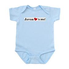 Javon loves me Infant Creeper