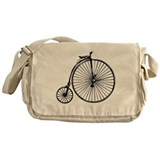 Antique Bicycle Messenger Bag
