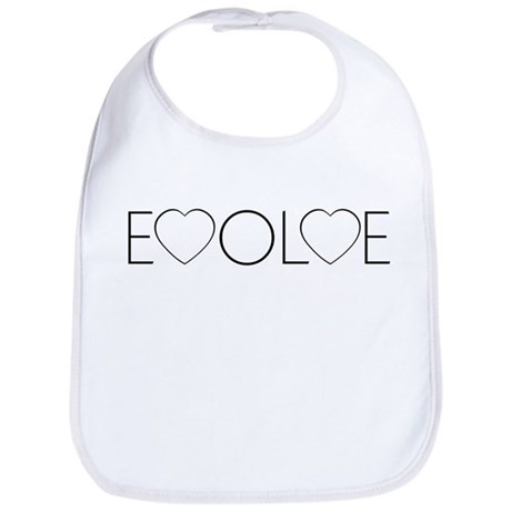 Evolve Love Baby Bib
