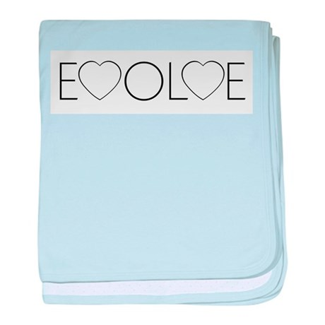 Evolve Love Baby Blanket