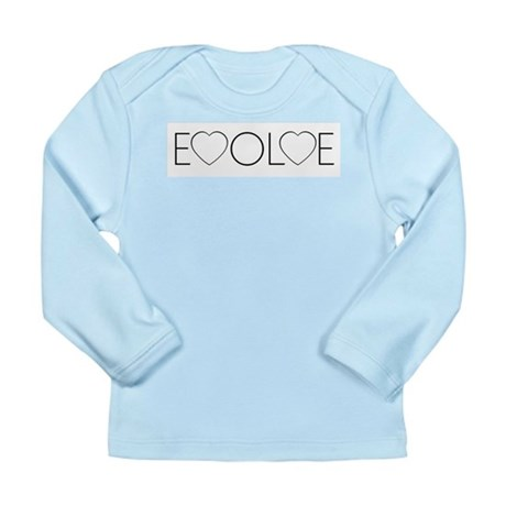 Evolve Love Long Sleeve Infant T-Shirt