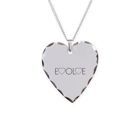 Evolve Love Necklace with Heart Charm