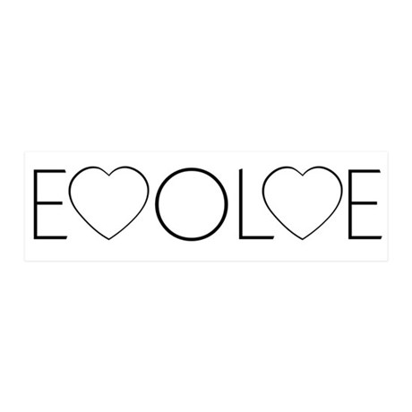 Evolve Love 21x7 Wall Peel