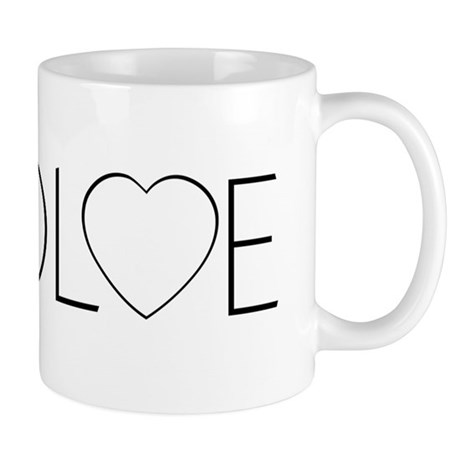 Evolve Love Coffee Mug
