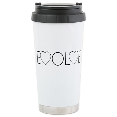 Evolve Love Ceramic Travel Mug