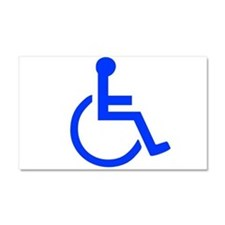Handicapped Car Magnet 20 x 12
