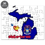 ILY Michigan Puzzle