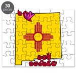 ILY New Mexico Puzzle
