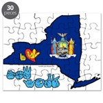 ILY New York Puzzle