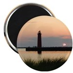 .Muskegon Breakwater Light. 2.25