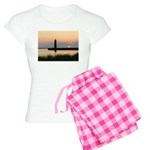 .Muskegon Breakwater Light. Women's Light Pajamas