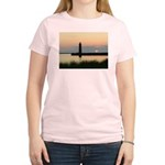 .Muskegon Breakwater Light. Women's Light T-Shirt