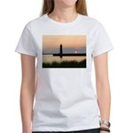 .Muskegon Breakwater Light. Women's T-Shirt