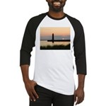 .Muskegon Breakwater Light. Baseball Jersey